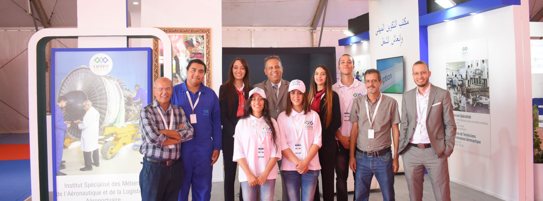 The OFPPT takes part in Marrakech Air Show