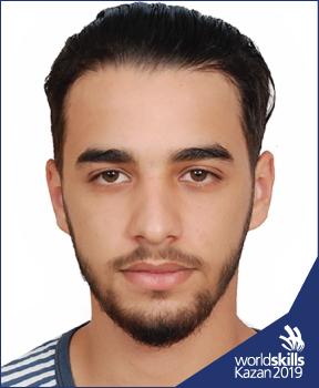 Adam Khechchab - candidat World Skills Kazan 2019