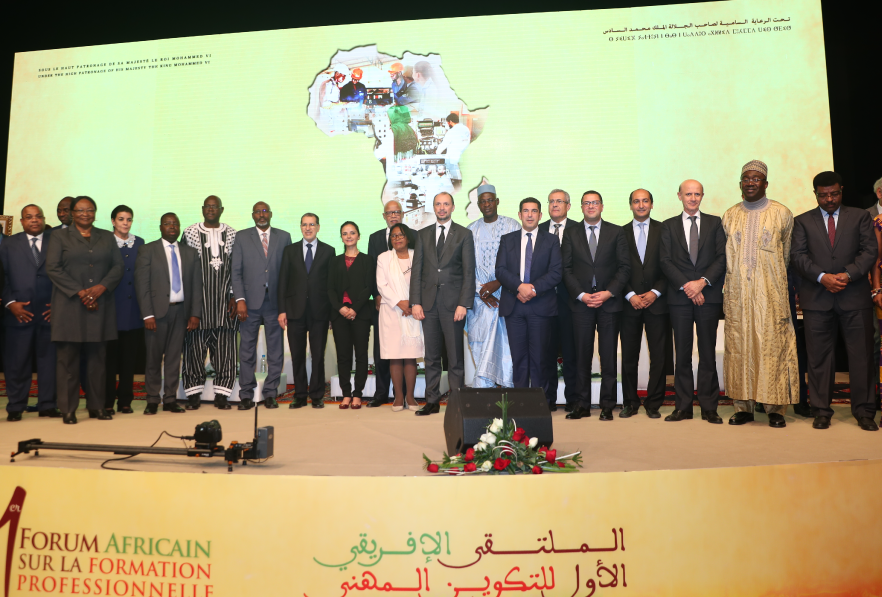 First collegial meeting of member countries of the African Alliance