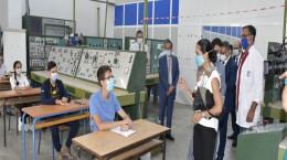 Visite des Etablissements de Tanger-Tétouan-Al Hoceima