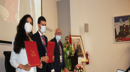Laâyoune : l'OFPPT et l'UM6P développent des programmes de formations dans les métiers de la santé