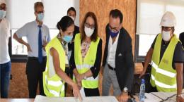 L'OFPPT tient sa 1ere réunion de suivi des travaux de construction de la CMC de Tanger-Tétouan-Al Hoceima