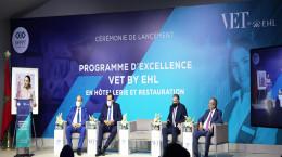 En partenariat avec l'Ecole Hôtelière de Lausanne : l'OFPPT lance le programme d'excellence « VET by EHL »