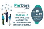 L'OFPPT organise la deuxième édition des PRO'DAYS