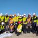 Fahs Anjra : visite du chantier de construction de l'Institut Pluridisciplinaire des Métiers de la Logistique et de l'Industrie (IPMLI)