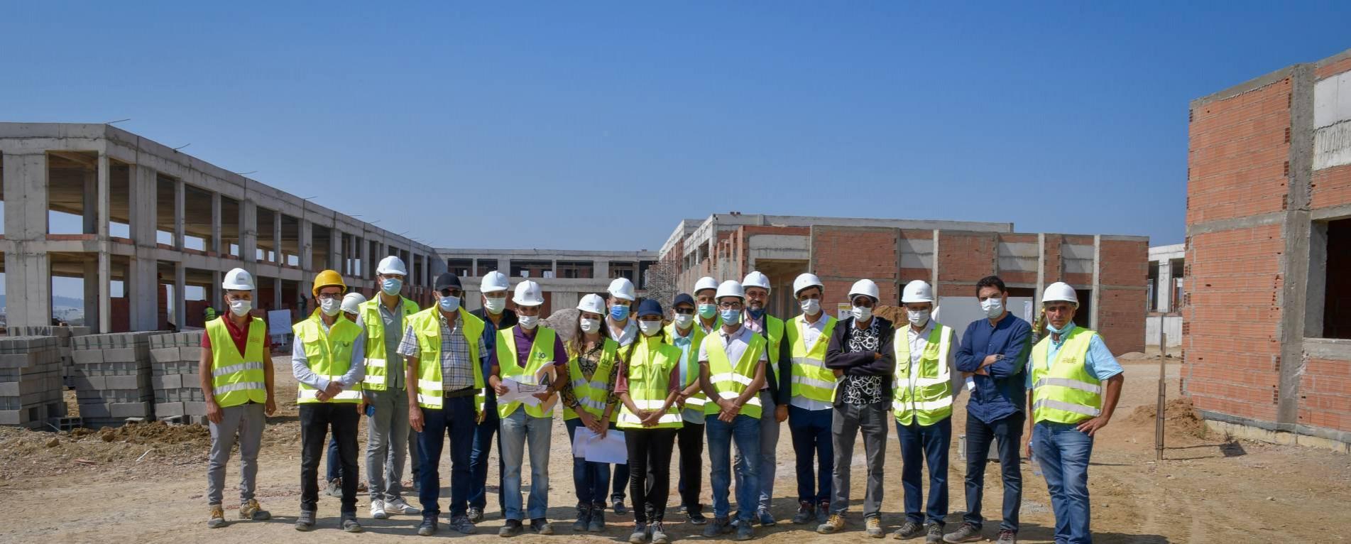 CMC de Tanger-Tetouan-Al Hoceima : avancement des travaux de 26.5%