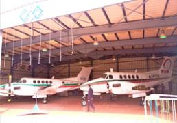 Réception du deuxième avion KA200
