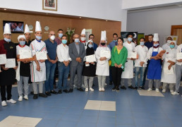 Finale du concours national en arts culinaires